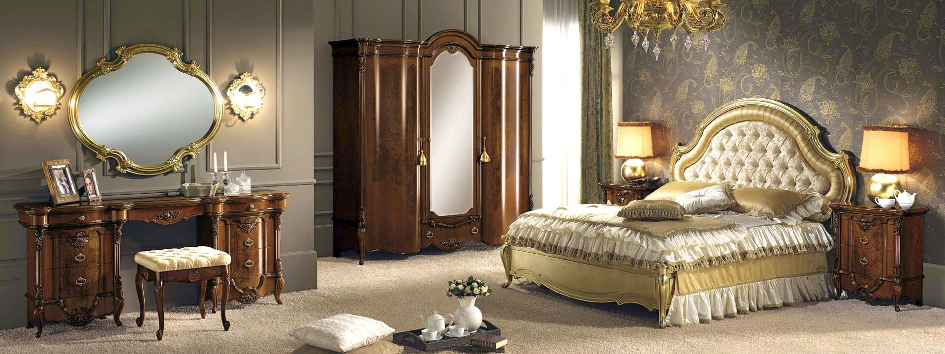 mobila clasica de lux