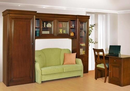 canapea lemn masiv