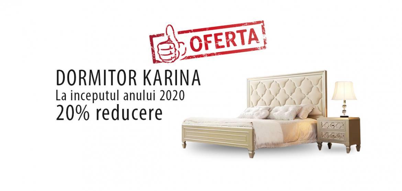 Dormitor Karina - super oferta la inceput de an
