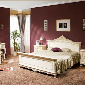 Dormitor Cleopatra Avorio