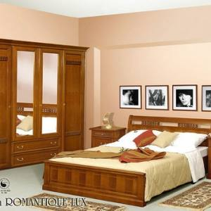 Dormitor Romantique Lux M