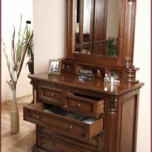 Comoda cu rama oglinda Venetia Lux